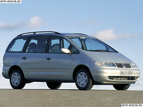 Volkswagen sharan фото 8