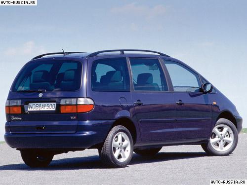 Volkswagen sharan фото 5
