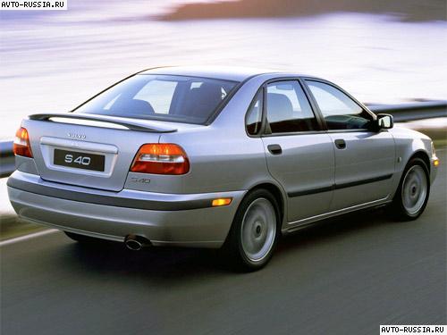 volvo s40 1 поколения