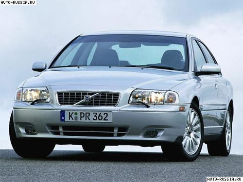 volvo s80 1 поколение