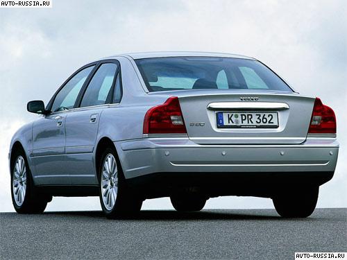 вольво s80 1 поколения