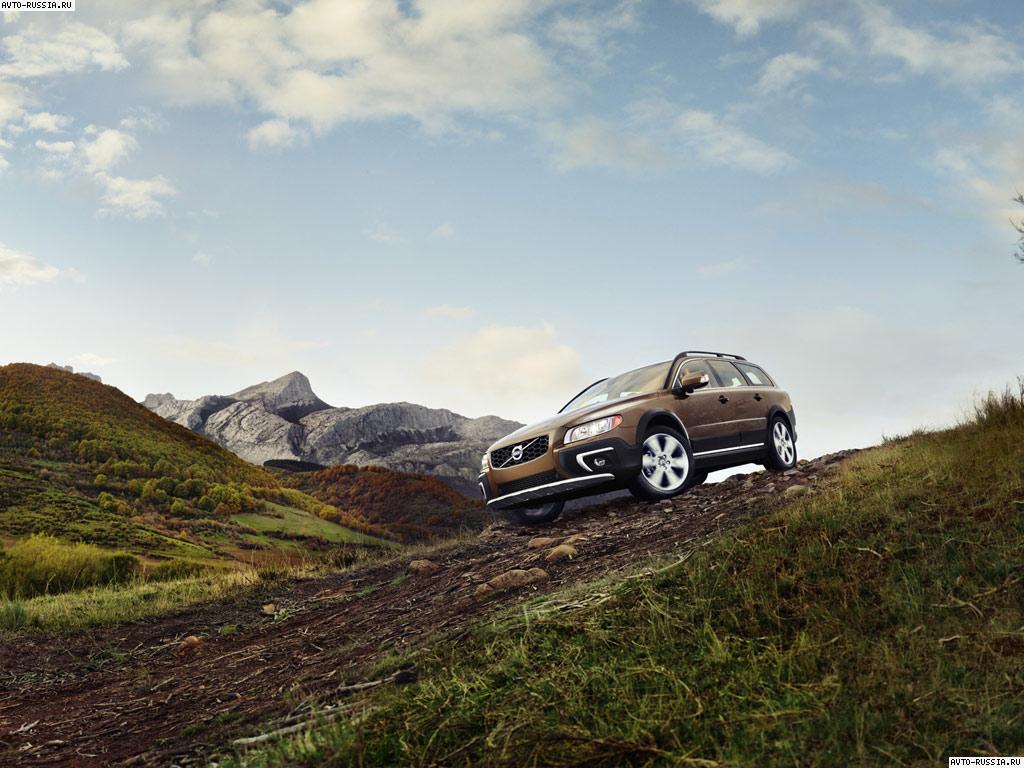 Volvo XC70 - технические характеристики и цена