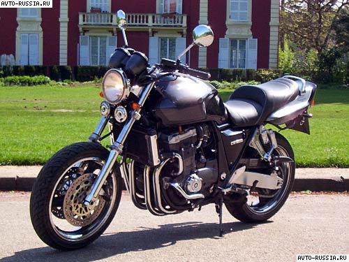 характеристика мотоциклаhondacb1-000sf