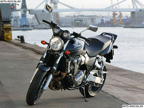 мотоцикл honda отзывы