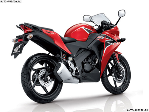 мотоцикл honda cbr150r видео