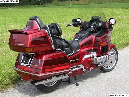 мотоцикл хонда 1500