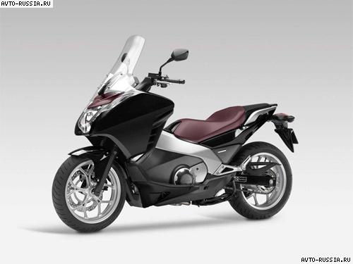 обзор скутера honda integra