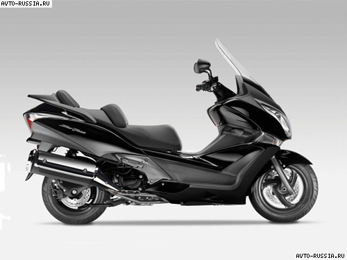 отзывы honda silver wing 400