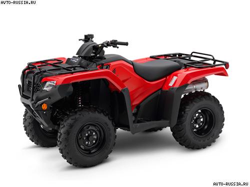квадроцикл хонда trx 400