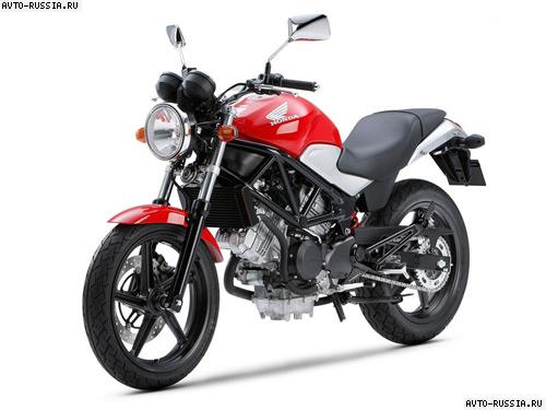 характеристики мотоцикла honda vtr250