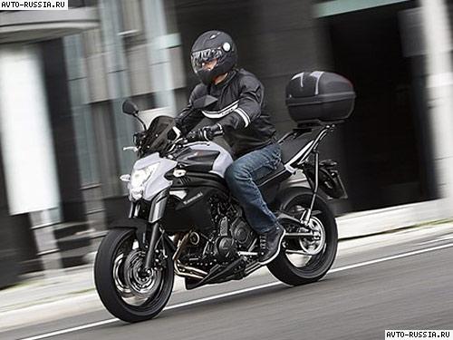 Мотоцикл kawasaki er-6n: цена, технические характеристики, фото