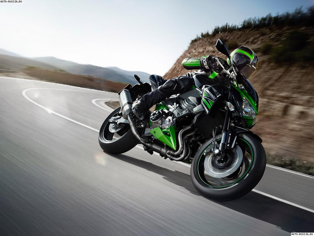 Обои Kawasaki, Мотоцикл, z800. Мотоциклы foto 7