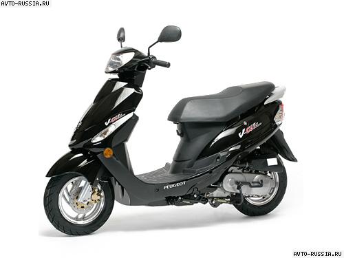 отзывы про скутеры peugeot