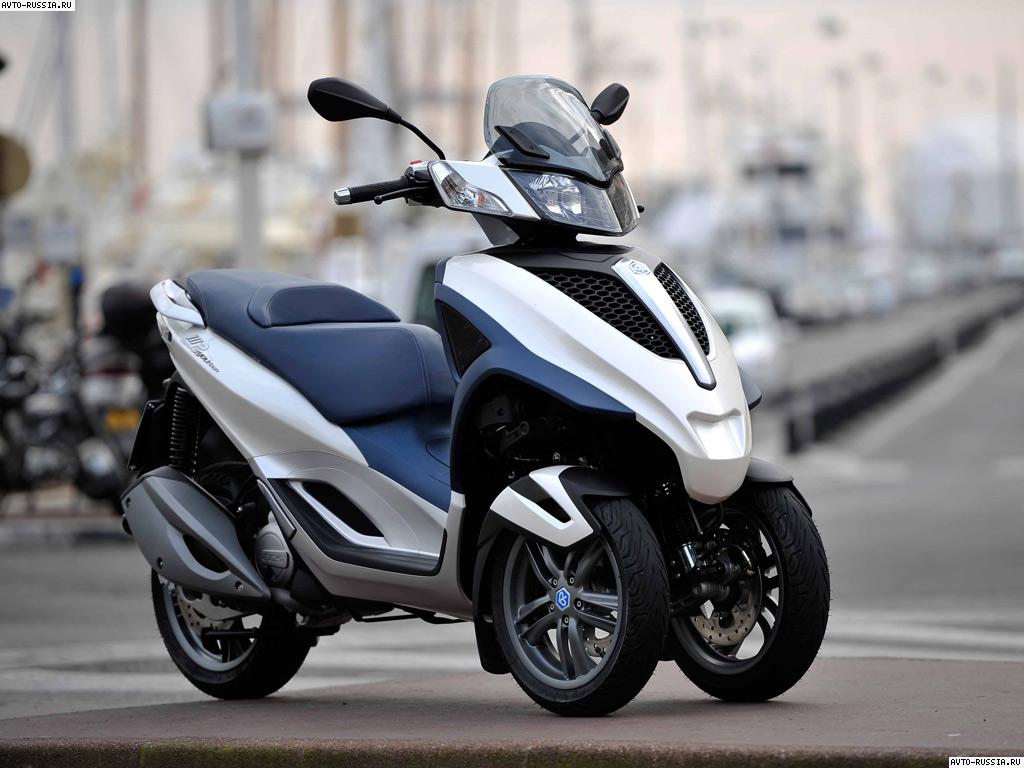 разобранная схема скутера piaggio mp3
