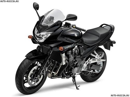 фото мотоцикл бандит