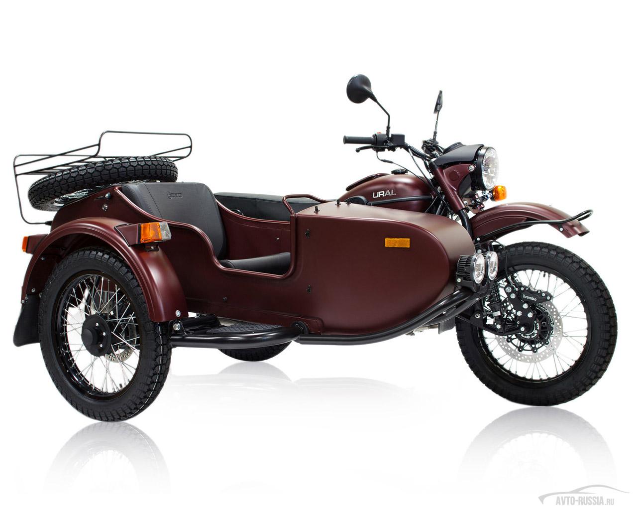 Мотоцикл Урал военный с консервации #6