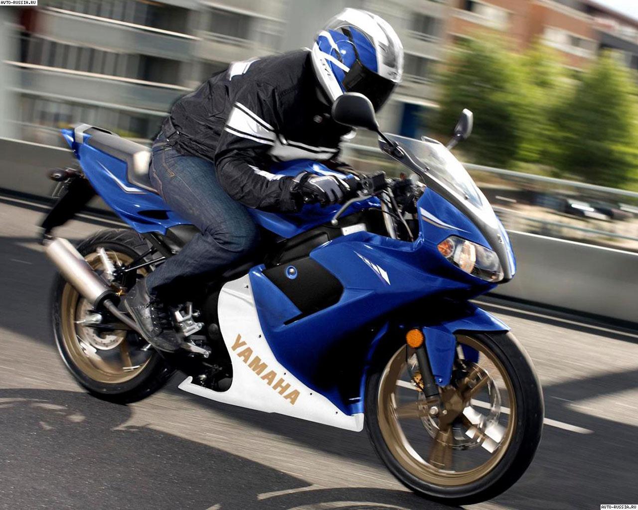 Yamaha Russia
