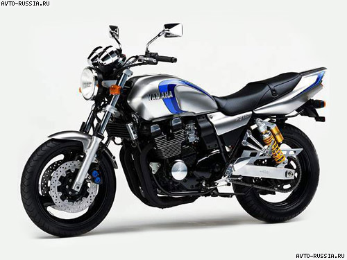 Yamaha XJR 400 R: цена, технические характеристики, фото Ямаха ХГР ...