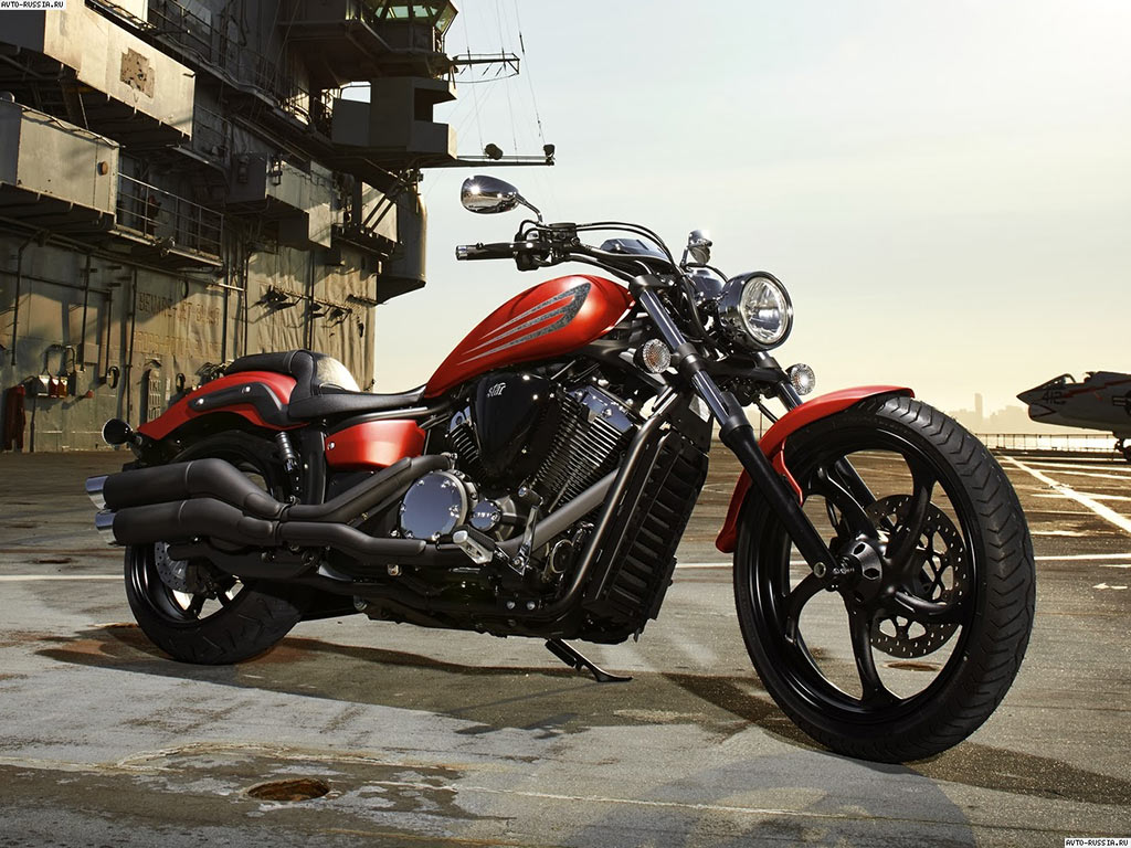 мотоцикл yamaha xvs1300cu